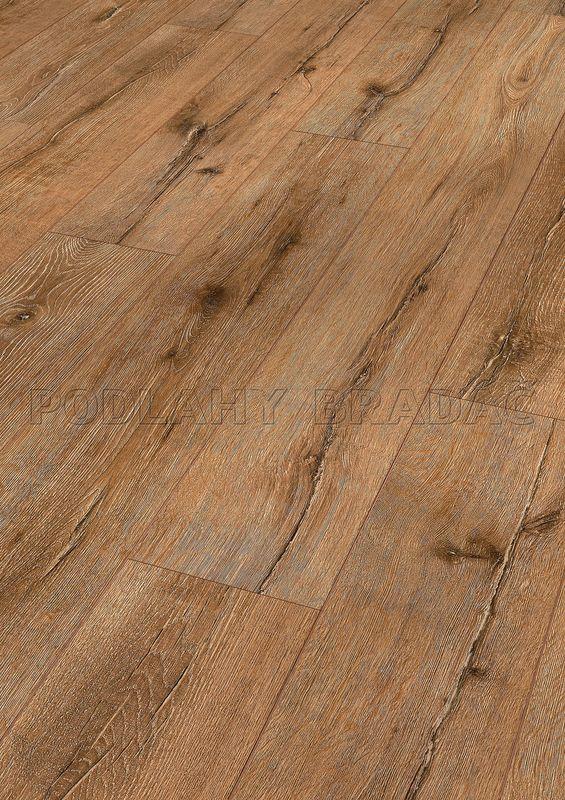 Plovoucí podlaha Meister LD 300 Melango 25 ( LD 300 Melango 25 S ) Rozpraskaný dub vintage hnědý 6316