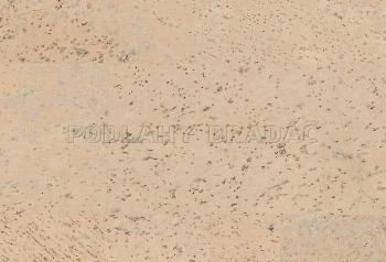 Korková plovoucí podlaha Meister KC 400 S Blokový řez, bílá 6801