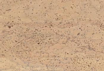 Korková plovoucí podlaha Meister KC 400 S Fládrování, krémová 666