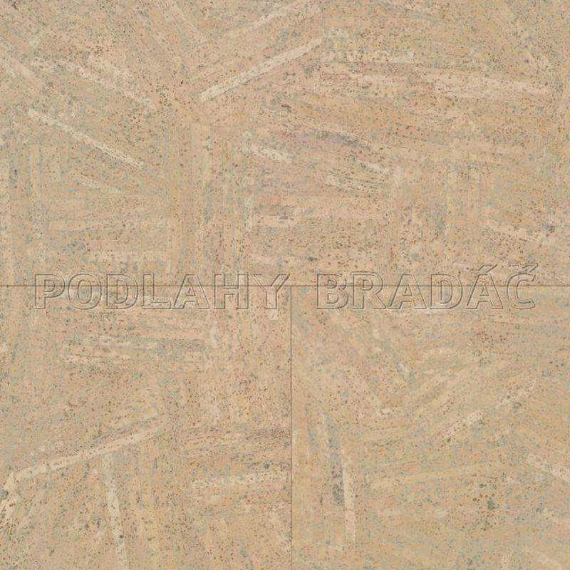 Korková plovoucí podlaha Wicanders Speciality Slice marbel