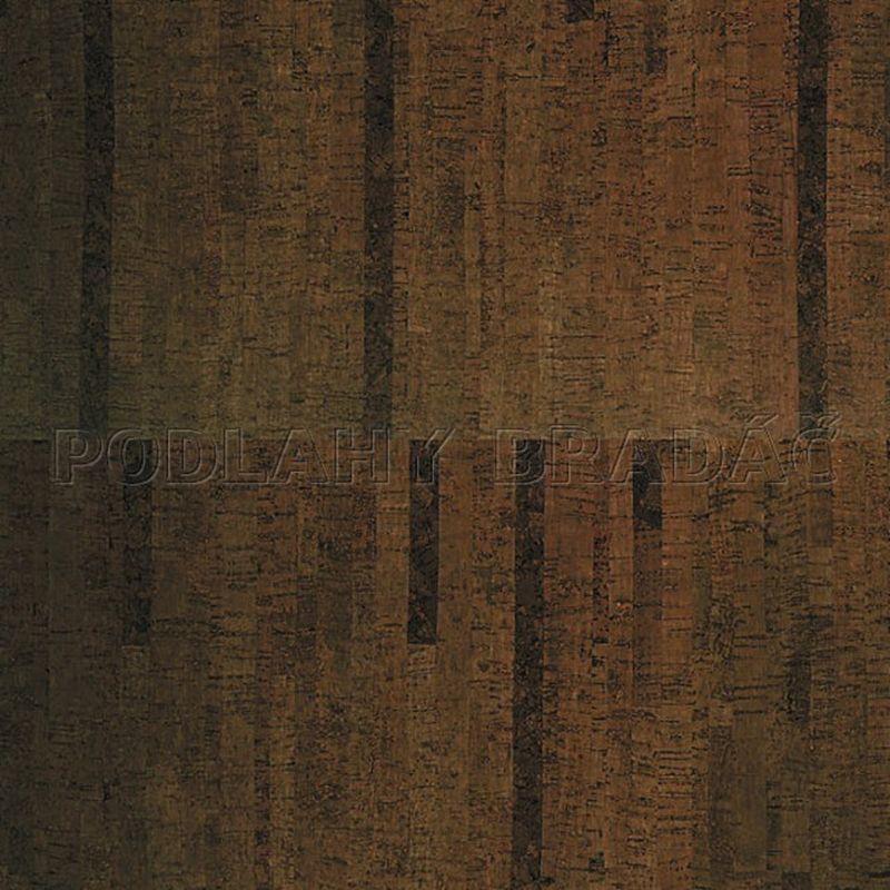 Korková plovoucí podlaha Wicanders Speciality Cioccolato linn