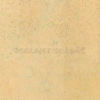 Korková podlaha Colorcork Stockholm Meruňková pastel č.25