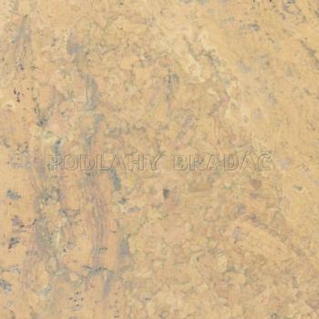 Korková podlaha Colorcork Accent Světle bílá káva č.19