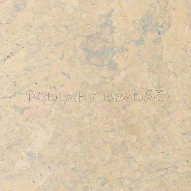 Korková podlaha Colorcork Accent Bříza pastel č.22