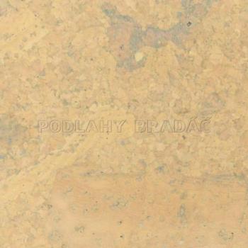 Korková podlaha Colorcork Accent Meruňková č.24