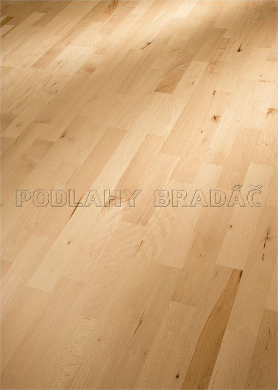 Dřevěné plovoucí podlahy Meister PC 200 Trend Buk 918