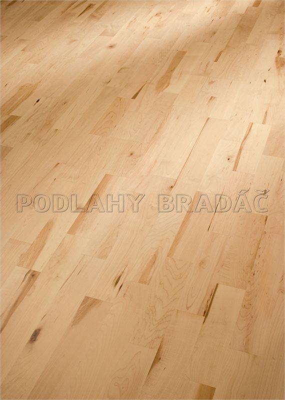Dřevěné plovoucí podlahy Meister PC 200 Trend Javor kanadský 934