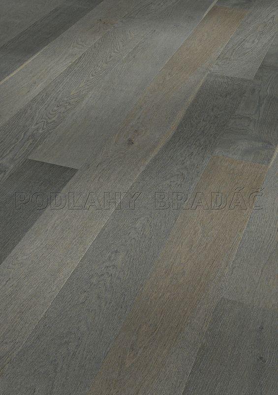 Dřevěné plovoucí podlahy Meister PD 400 Cottage Dub titanově stříbrný markant 8221