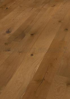 Dřevěné plovoucí podlahy Meister PD 400 Cottage Dub jemně čpavkovaný mountain 8307