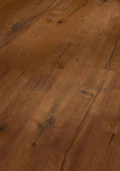 Dřevěné plovoucí podlahy Meister PD 400 Cottage Dub pařený Canyon 8301