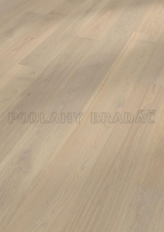 Dřevěné plovoucí podlahy Meister PD 400 Cottage Dub krémově šedý ambiente 8283