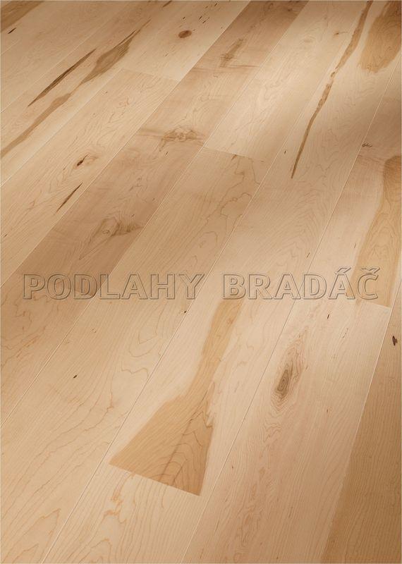 Dřevěné plovoucí podlahy Meister PD 400 Cottage Javor kanadský živý 8024