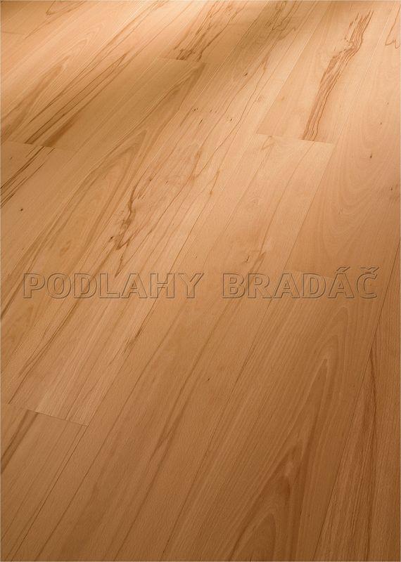 Dřevěné plovoucí podlahy Meister PD 400 Cottage Buk pařený živý 8033