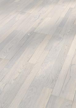 Dřevěné plovoucí podlahy Meister PC 400 Style Dub bílý country 8267