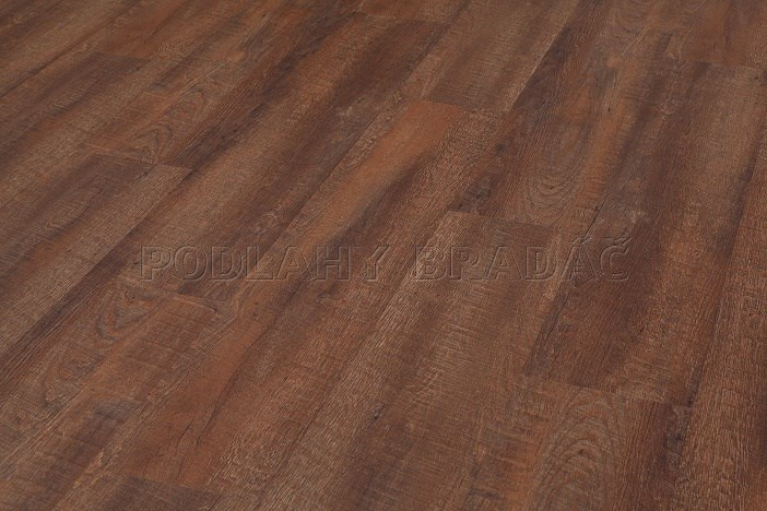 Vinylová podlaha Floor Forever Authentic Floor Dub mořený kartáčovaný 2804