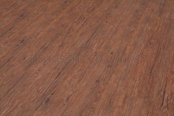 Vinylová podlaha Floor Forever Authentic Floor Jasan hnědý 2853