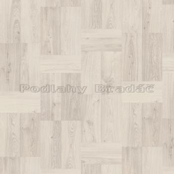 Plovoucí podlaha Egger KINGSIZE 32 Dub Clifton bílý EPL057