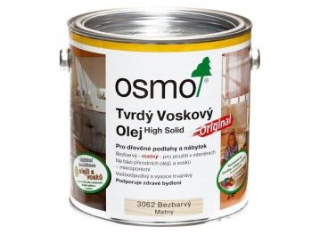 Osmo Original tvrdý voskový olej mat 3062 0,75l