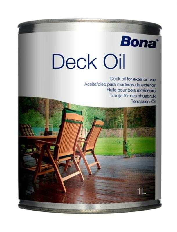 Bona Deck Oil 2,5l