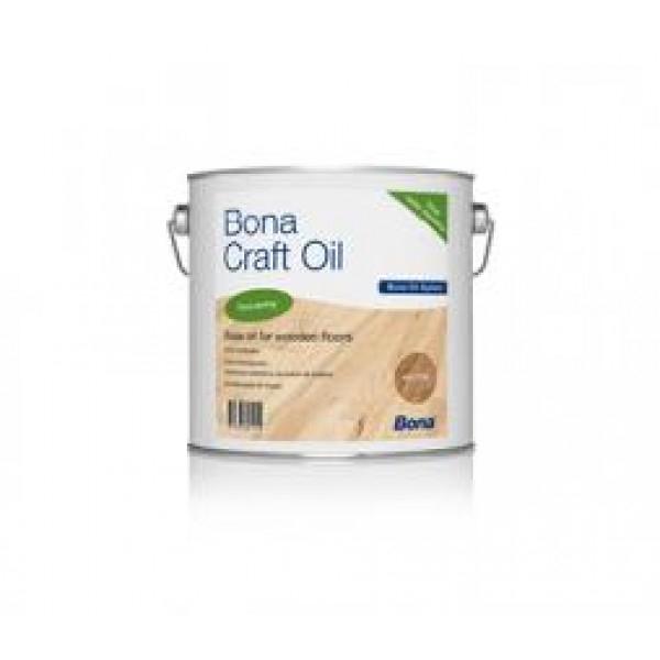 Bona Craft Oil - barevný olej na podlahy 5L