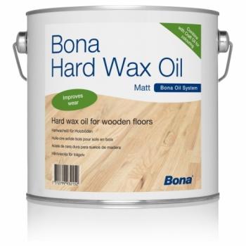 Bona Hardwax Oil - tvrdý voskový olej 2,5l