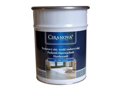 CIRANOVA Parketový olej tvrdý voskový 5l