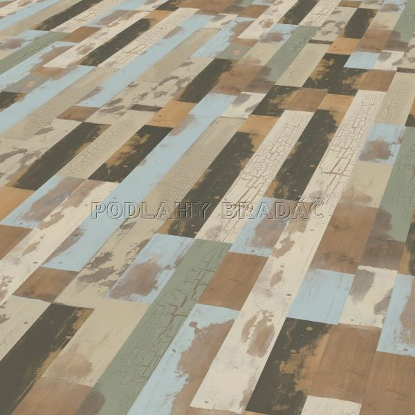 DESIGNLINE 600 WOOD PATCHWORK DB00011
