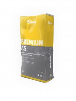 Chemos A5 Premium  samonivelační Sádrová hmota 25kg