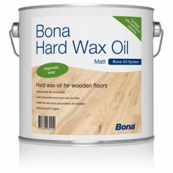 Bona Hardwax Oil - tvrdý voskový olej 10l