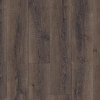 Plovoucí podlaha Quick Step Majestic Pouštní dub kartáčovaný tmavě hnědý MJ3553