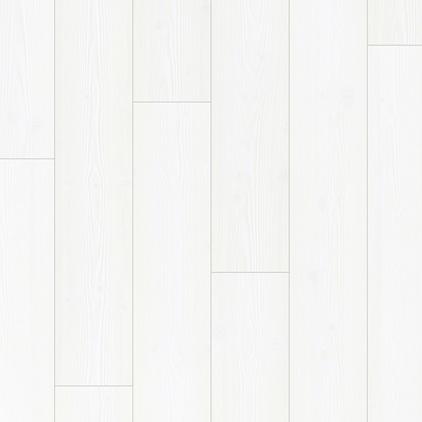 Plovoucí podlaha Quick Step Impressive Bílá prkna IM1859
