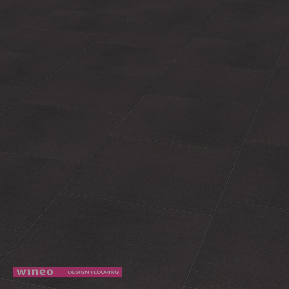 DESIGNLINE 800 Tile XXL Solid Black DB00103-1