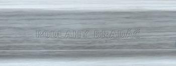 Podlahová lišta k thermofixu THX 10123-1
