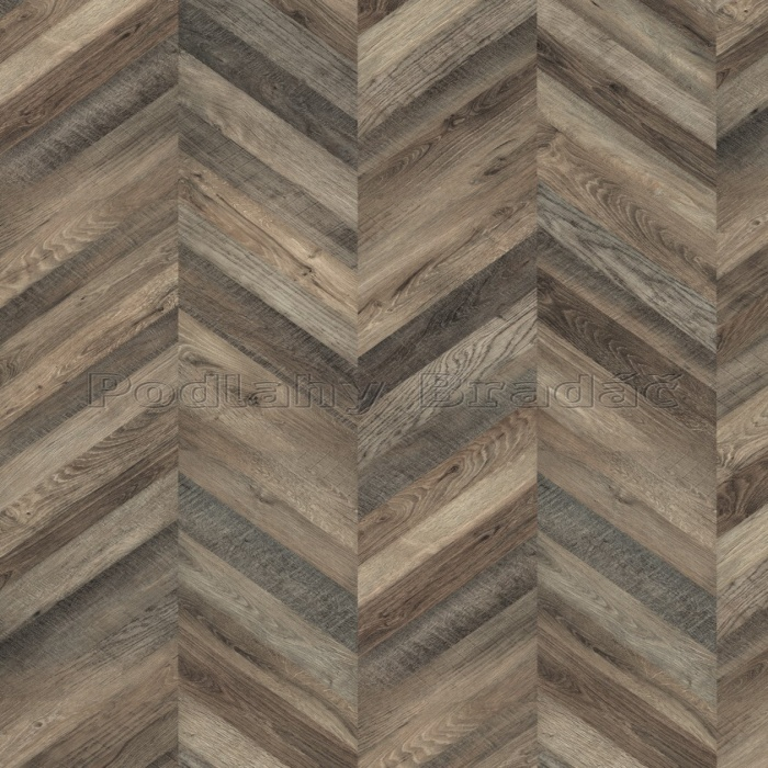 Plovoucí podlaha Egger KINGSIZE 32 Dub Ripon tmavý EPL013