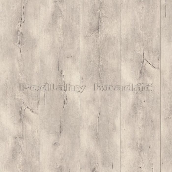Plovoucí podlaha Egger KINGSIZE 32 Dub Verdon bílý EPL033