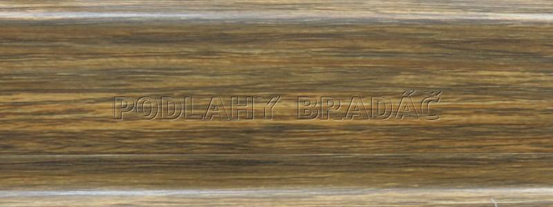 Podlahová lišta k thermofixu THX 10130-2