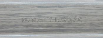 Podlahová lišta k thermofixu THX 10133-1