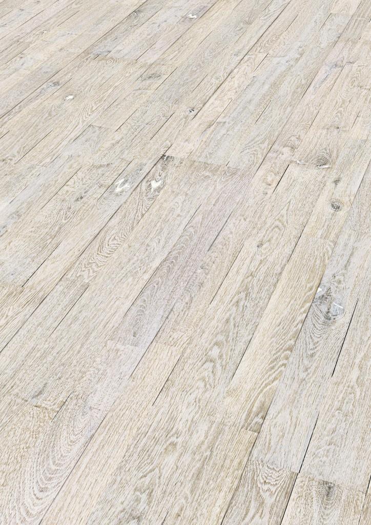 Dřevěné plovoucí podlahy Meister PC 400 Style Dub country white washed 8585
