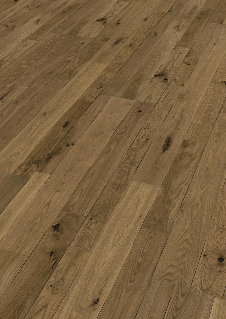 Dřevěné plovoucí podlahy Meister PC 400 Style Dub country antik hnědý 8590
