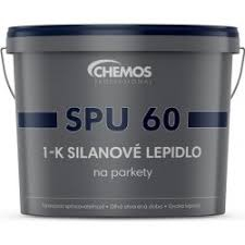 Lepidlo na třívrstvé podlahy Chemos SPU60 18kg