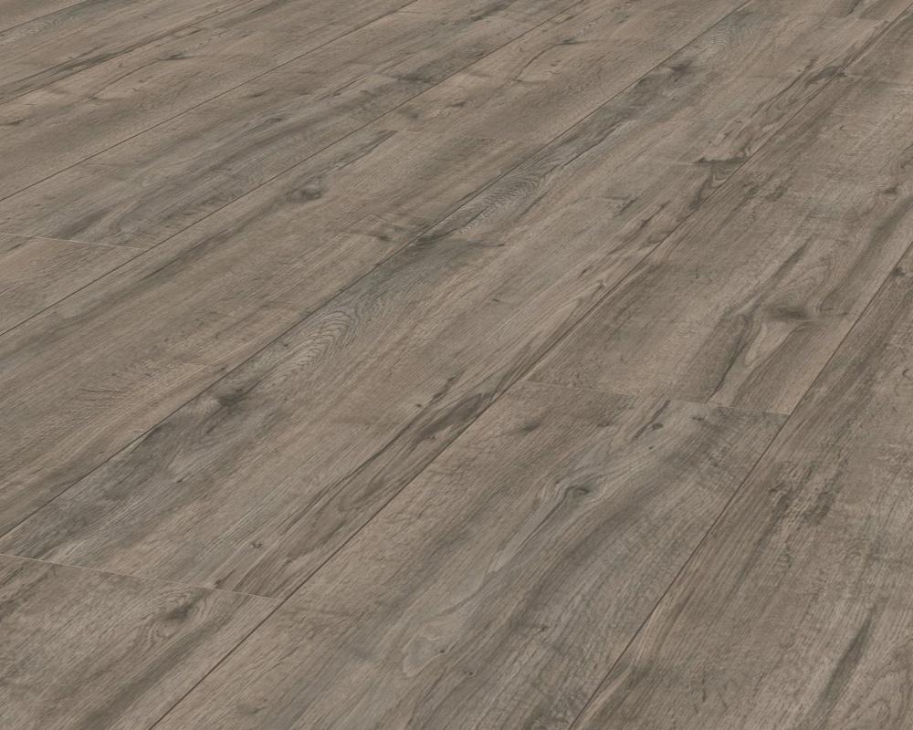 Vinylová plovoucí podlaha Meister Puretec DD 350 S Tecara Dub antik-hnědý 6933