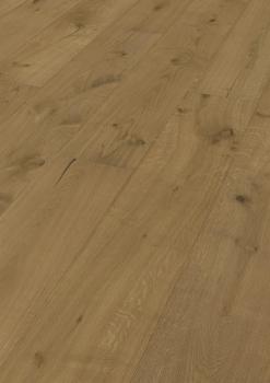 DŘEVĚNÁ podlaha Meister LINDURA Dub zlatohnědý 8514 kartáčovaný, rustikal