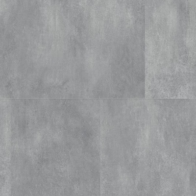 Gerflor Creation 55 clic Bloom Uni Grey 0869