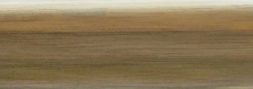 Soklová lišta plastová Flex 584