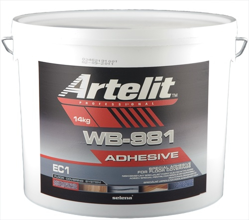 Artelit WB-981 (lepidlo na vinylové podlahy) 6kg