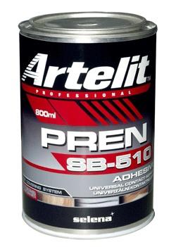 Artelit pren SB-510 (kontaktní lepidlo) 0,8 L