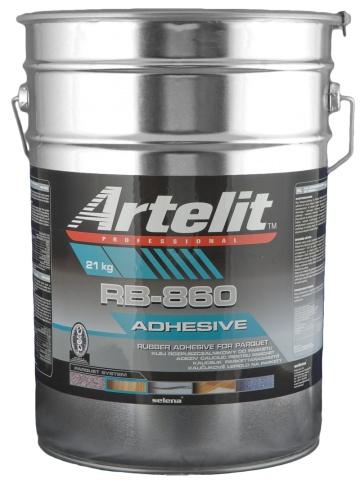 Artelit RB-860 (Kaučukové lepidlo na parkety) 12kg