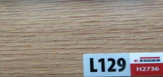 Podlahová lišta Egger L 129