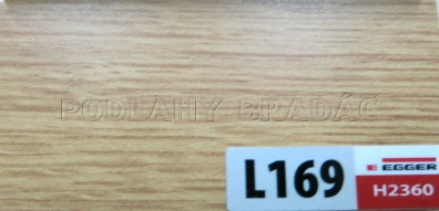 Podlahová lišta Egger L 169