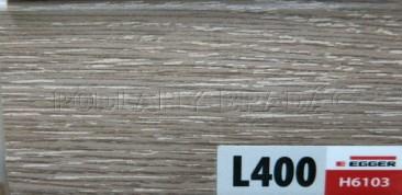 Podlahová lišta Egger L 400
